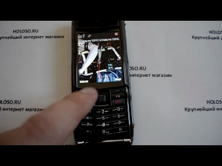Видео обзор мобильного телефона F510