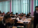Открытый урок истории в 5-а классе лицея 572. 25.01.12.