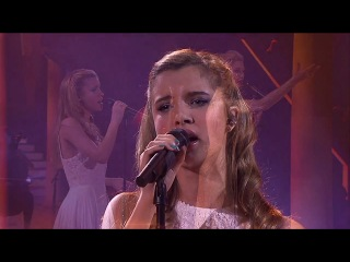 Delta Goodrem and Rachael Leahcar - The Prayer (The Voice Australia 2012)