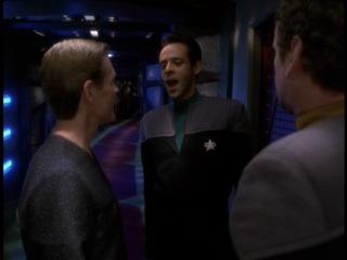 Звёздный путь: Дальний Космос 9 - сезон 7 серия 23