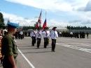 Присяга 30 июля 2011 г. Псков. ВДВ.