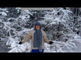 Новый год в деревне. под музыку Градусы - Заметает (GASpromo Remix) . Picrolla