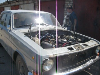 ГАЗ 24 V8 Волга