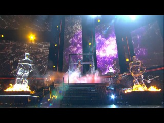 Katy Perry - E.T./Part of Me (Live at 54th Grammy Awards 2012)