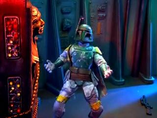 Робоцып: Звездные войны - Грязный Боба Фетт