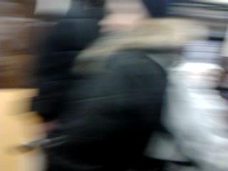 Москоское Метро Арбатско-Покровская Линия Маршрут №17 81-740.1 №0437 05.02.2012