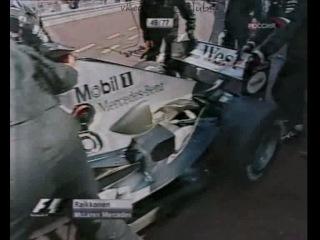 F1 2004. 06. Гран-При (ГП GP) Монако, гонка