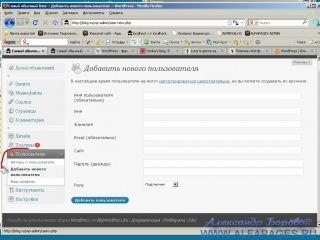 WordPress - Боровой - 03 - Темы оформления и настройки блога