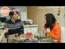 [Eng] 120310 We Got Married Молодожёны - Итук и Сора (18?)