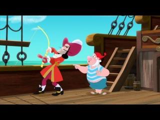 Джейк и пираты Нетландии - 1 сезон, 9 серия