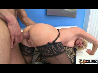 50 Plus MILFs: Eve Bannon (mature, MILF, BBW, мамки - порно со зрелыми женщинами)