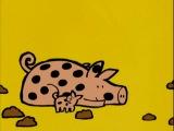 Maisy Animals 8 (мультики на английском)