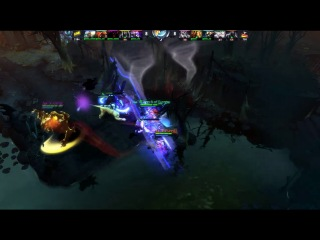 NaVi vs Mouz  RaidCall Dota 2 League 3