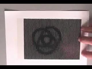 Оптический обман. Иллюзия движения....... Прикол!!!!