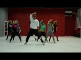 Baby Bash ft. E-40 - Go Girl hip-hop choreography by Denis Stulnikov - Dance Centre Myway