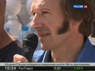 Ради роли в фильме Глаголевой Рэйф Файнс выучил русский