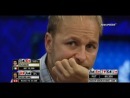 Даниэль Негреану Слоуплей Тузов на WSOP ME 2012 Daniel Negreanu slowplay AA at World Series of Poker 2012 Main Event