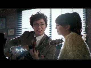 Hyorin & Jisoo - I'm on love (Dream High 2 Ep.8 (Рус. саб)