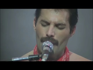 Queen - Freddie Mercury ( We Are The Champions)