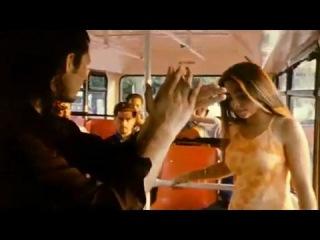 Фламенко-автобус.