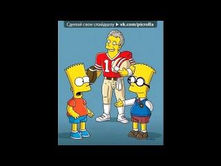 «Без названия» под музыку Гомер и Барт Симпсоны - 2X2. Picrolla