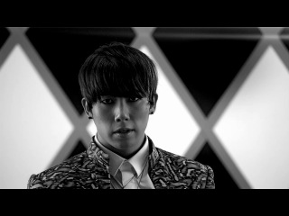 U-kiss - stop girl teaser black&white ver.