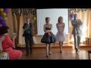 Танец 11 класса на выпускной