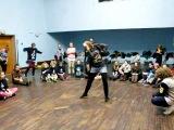 Battle - 1/16 Zhenya, Maria & Kari
