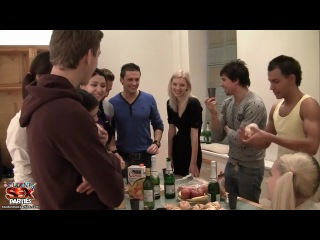 StudentSexParties- Wild College Orgy After An Exam