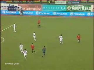 Спартак 1 0 ЦСКА Победа 2008
