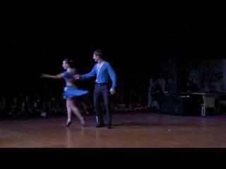 1 открытый чемпионат Республики Коми по парным танцам. Наминация Диско Фокс. 11.12.2011