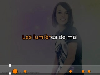 Alizee Amelie m'a dit paroles