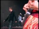 Florent Pagny Le Pénitencier en duo avec J Hallyday 1998