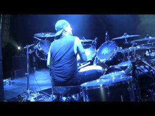 Slayer, Dave Lombardo Drum Cam Angel of Death