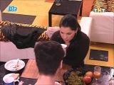 Тигран и Юля едят (Обсуждают ситуацию Кати с Филиппом)