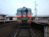 16.10.2011 - Крюково, Отъезд зацеперов
