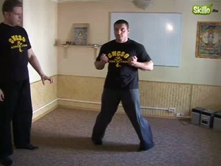 Кунг Фу Вин Чун видеоуроки Урок 2