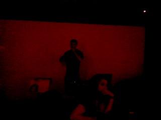 Первыё концерт Карма Бар бильярд Mordax