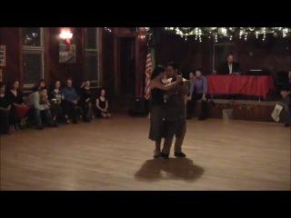 Pablo y Svetlana. Tango