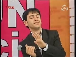 Aygun Kazimova feat Uzeyir Mehdizade - Qoy butun alem bizden danishsin