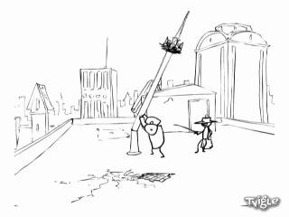 робокоп VS зорро