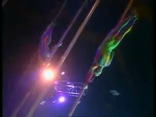 Cirque du Soleil - Saltimbanco 1992 (Бродячий акробат)