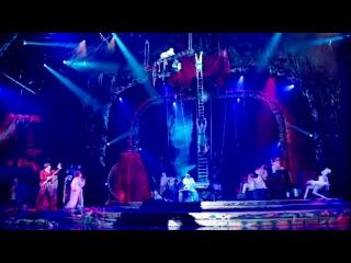 Cirque du Soleil (Цирк дю Солей): Новое грандиозное шоу Zarkana: прямиком из Нью-Йорка в Москву.С 4 февраля по 8 апреля в Кремле