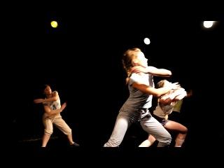 Отчетный концерт, разминочная комбинация 24.12.2011, средняя группа