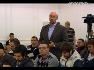 Пресс-конференция Фёдора Емельяненко после боя с Джеффом Монсоном