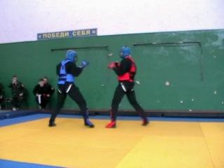 Спарринг-75кг-Козлов vs.Лукьянов (лучший бой+нокдаун) .avi