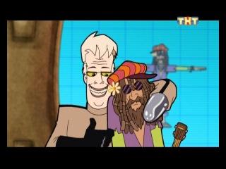 Шэгги и Скуби-Ду ключ найдут! 2х12 (2008)