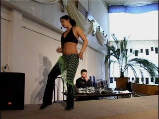 классическая хореография и халиджи/ираки