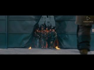 Трейлер к заключительной части МЕГА-трилогии о герое в черных доспехах Темный рыцарь: Возрождение легенды!..