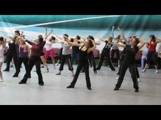 Фитнес в Дворце спорта с девчонками из ФП ТГУ